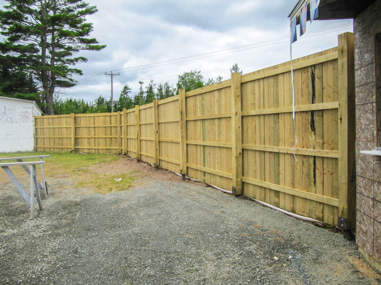 Screw piles on the fence: installation and installation 20